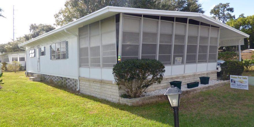 Palm Harbor Homes For Sale >> Mobile Home For Sale, Dunedin, FL - Golden Crest #462