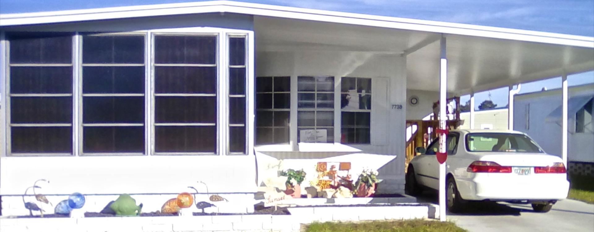 Mobile Home For Sale - Hudson, FL Club Wildwood #266