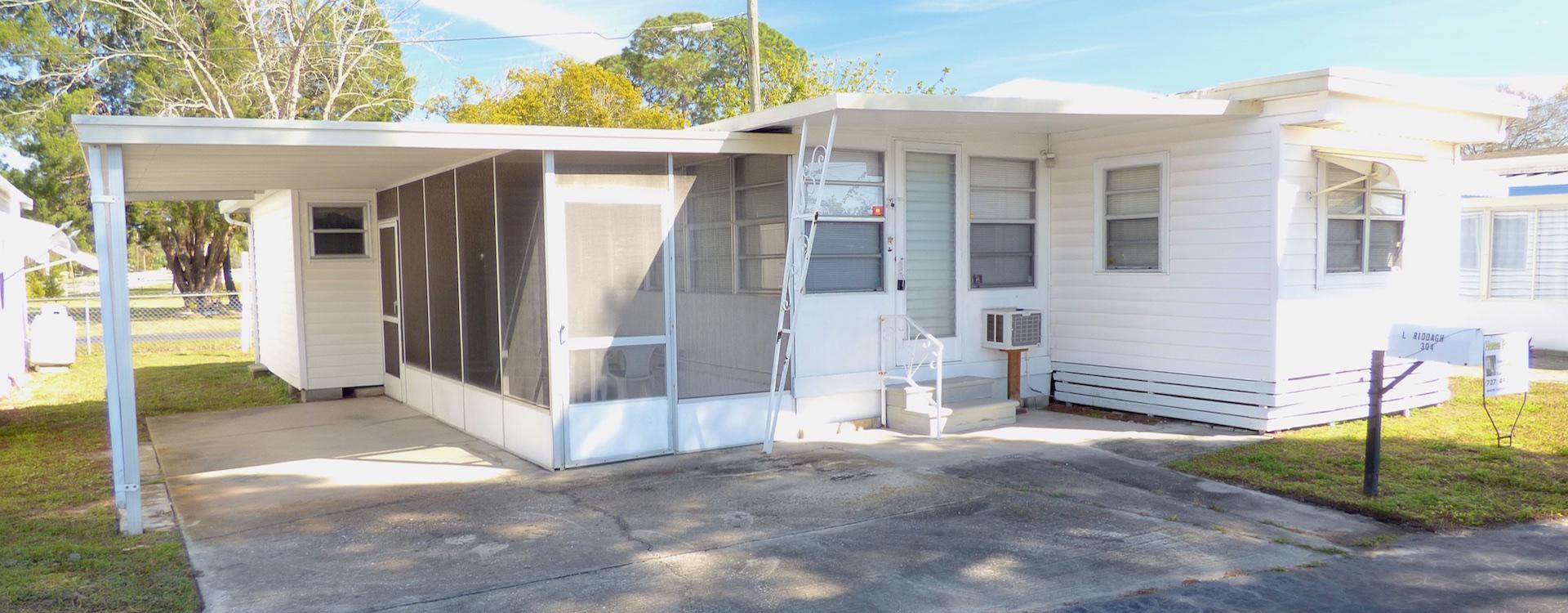 Mobile Home For Sale Saint Petersburg Fl Patio Village 304