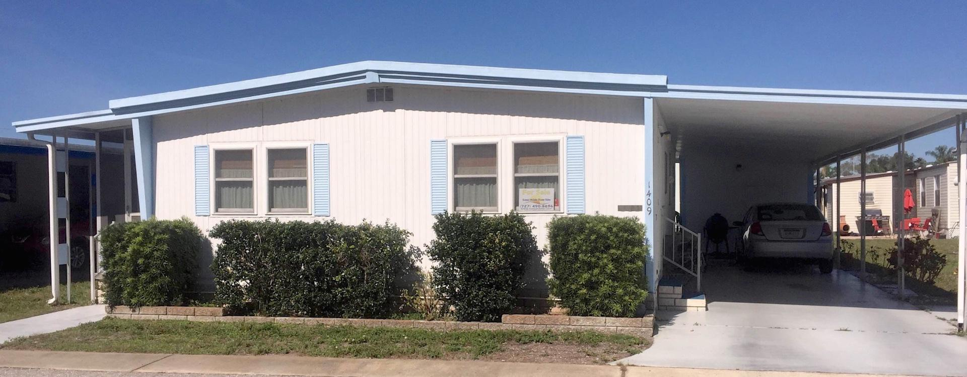 Mobile Home For Sale Largo Fl Bay Ranch Mobile Home