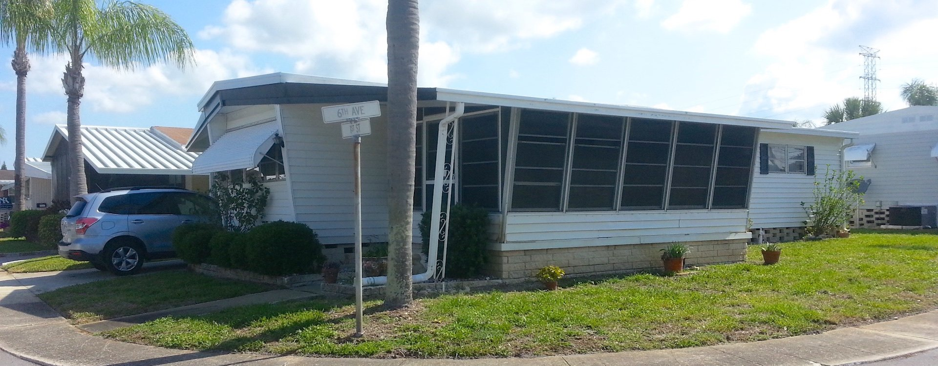 Mobile Home For Sale - Clearwater, FL Regency Heights #105 on mobile cars commercial, heales is home commercial, mobile health,