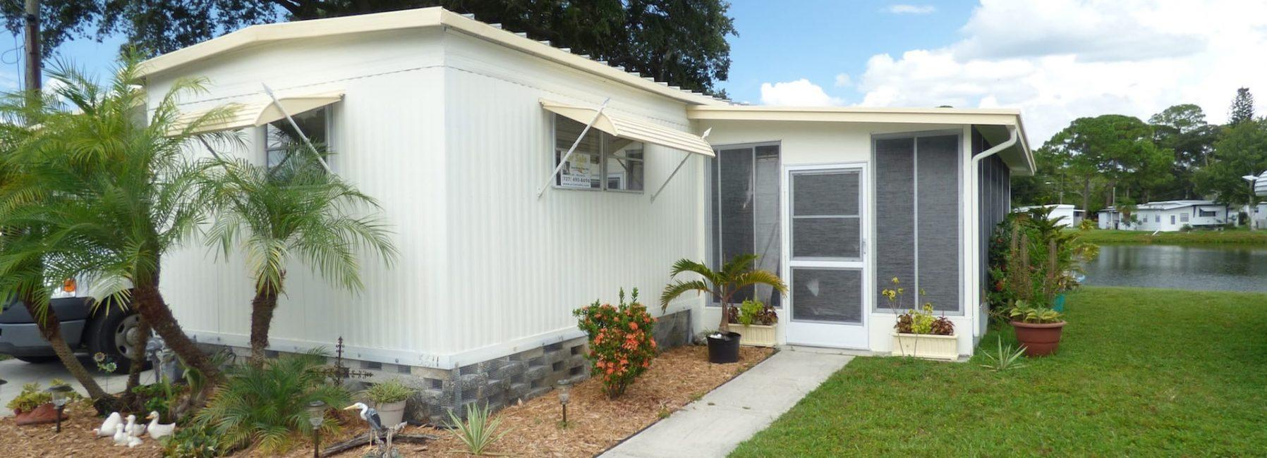 Used Mobile Home For Sale - Saint Petersburg, FL