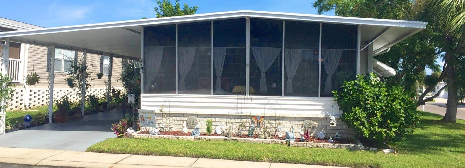 Used Mobile Home For Sale - Safety Harbor, FL