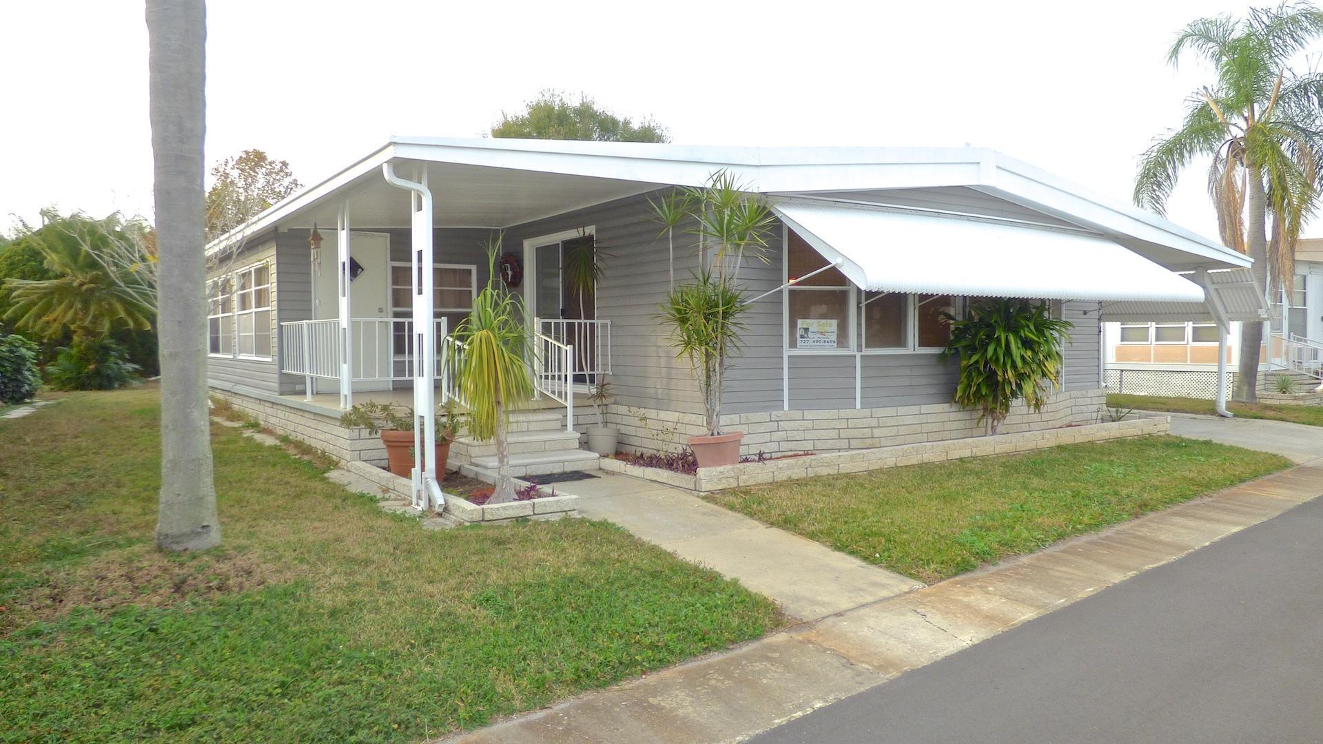 Mobile Home For Sale - Largo, FL Bay Ranch #1344