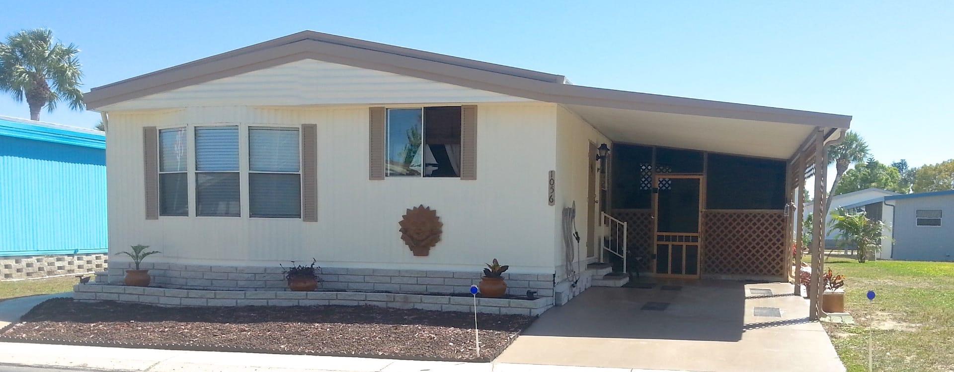 Mobile Home For Sale Tarpon Springs Fl Tarpon Glen 110