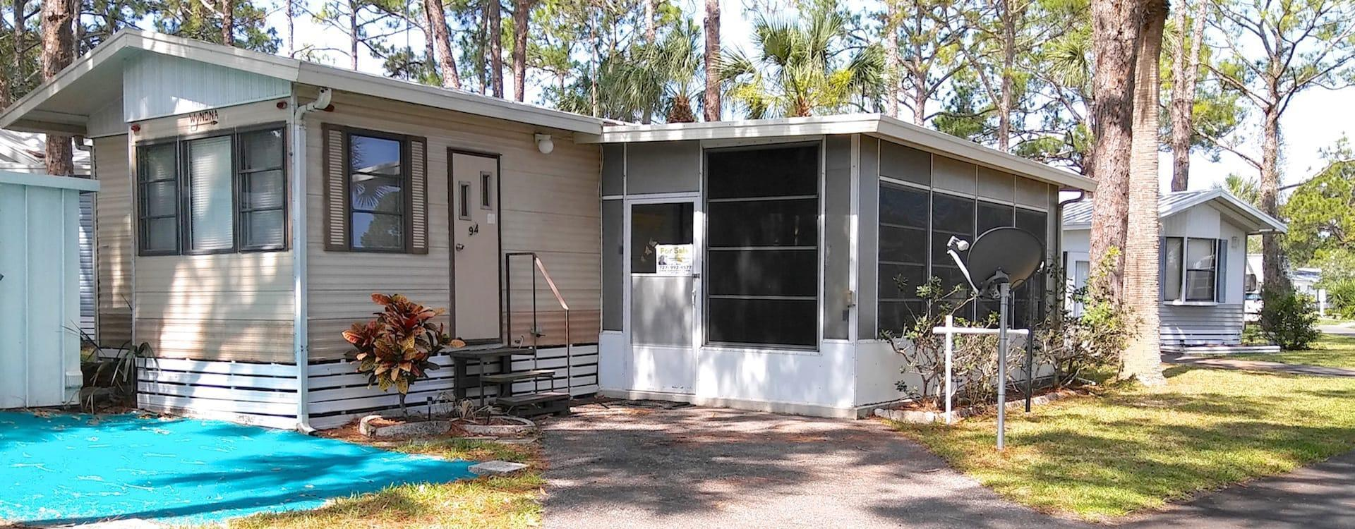 Mobile Home For Sale Port Richey Fl Oak Springs Rv