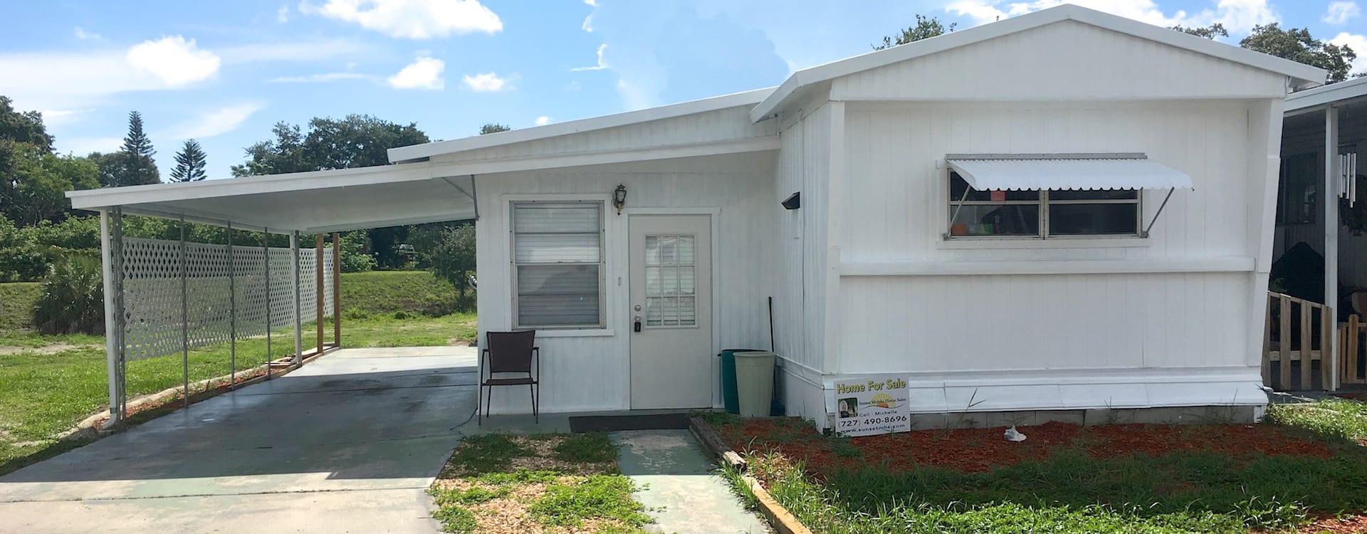Mobile Home For Sale Saint Petersburg Fl Palm Circle
