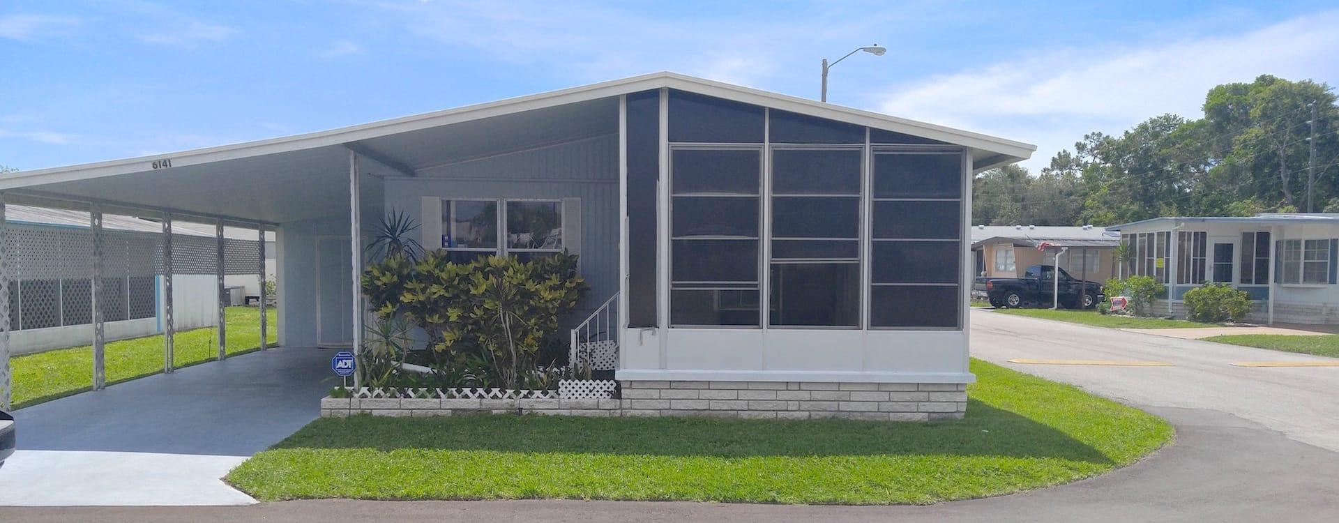 mobile home for sale new port richey  fl hacienda