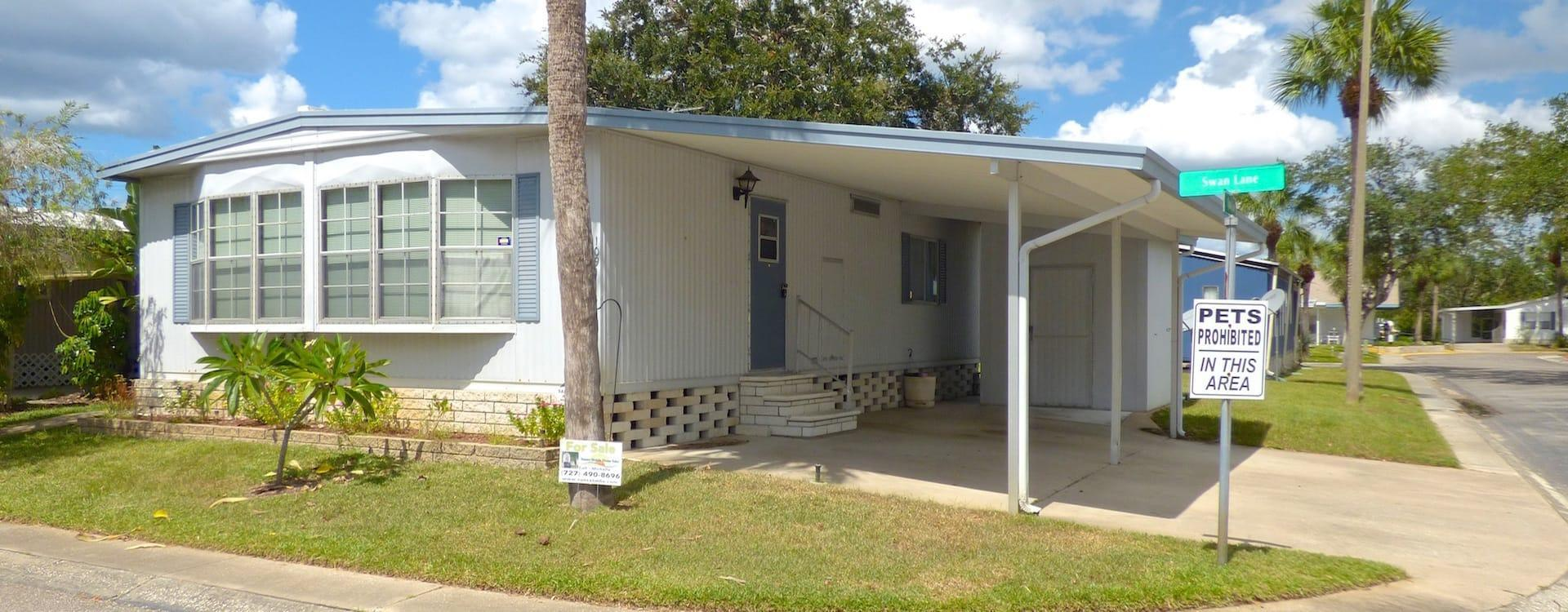 Mobile Homes For Sale In Palm Springs Fl