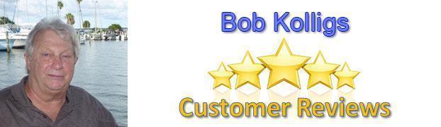 Bob Kolligs 5 star reviews 1 - Bob Kolligs - Reviews