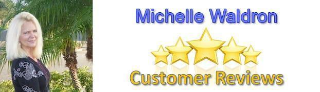 Michelle Waldron 5 star reviews - Michelle Waldron - Reviews