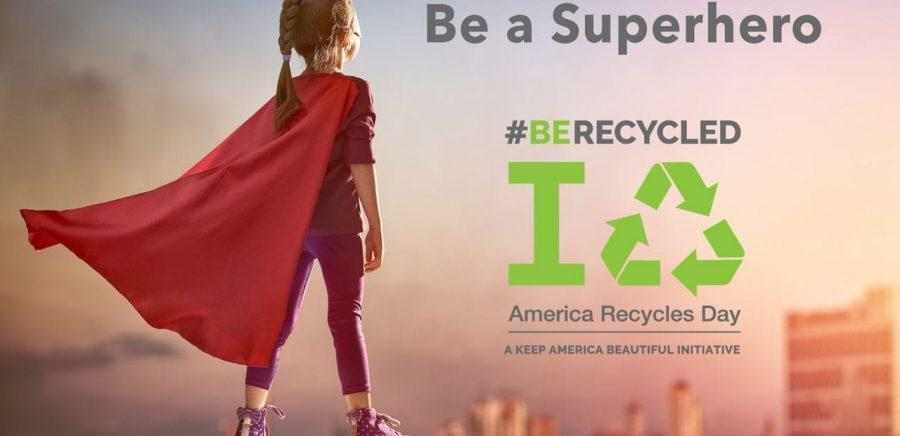 America Recycles Day 2017