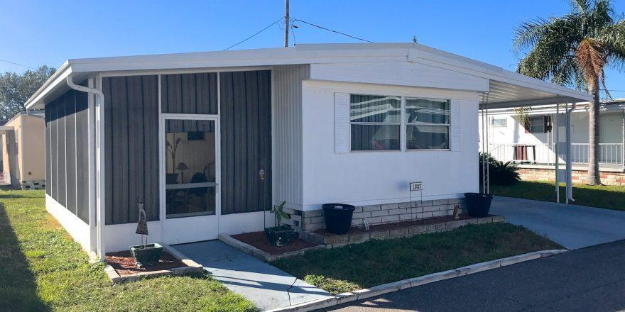Mobile Home For Sale Clearwater Fl Hillcrest 527