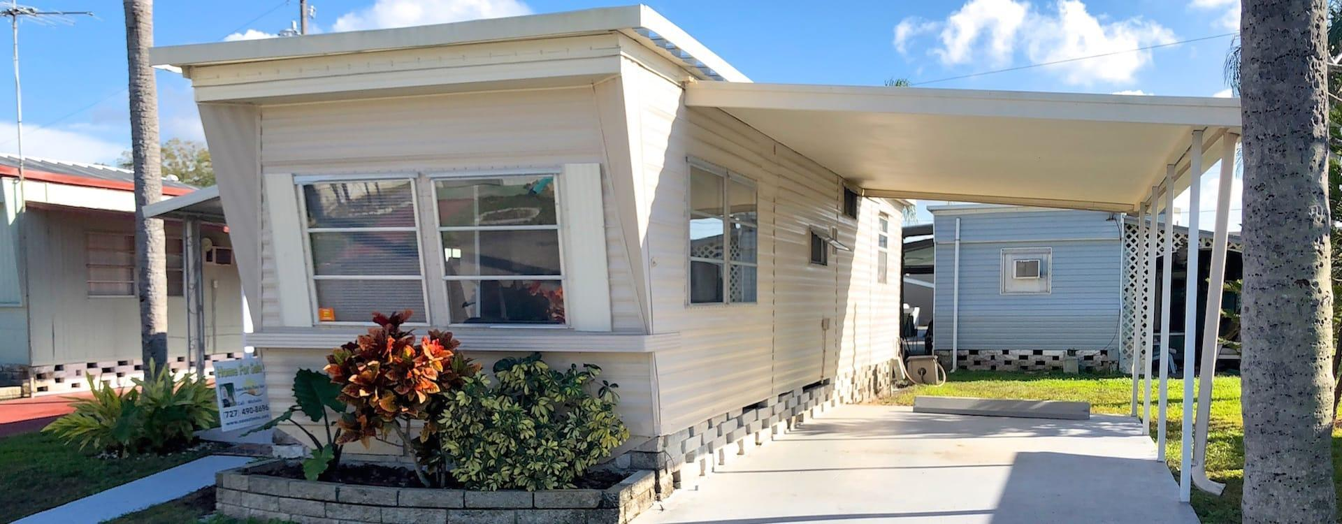 Mobile Home For Sale Clearwater Fl Twin Palms 221