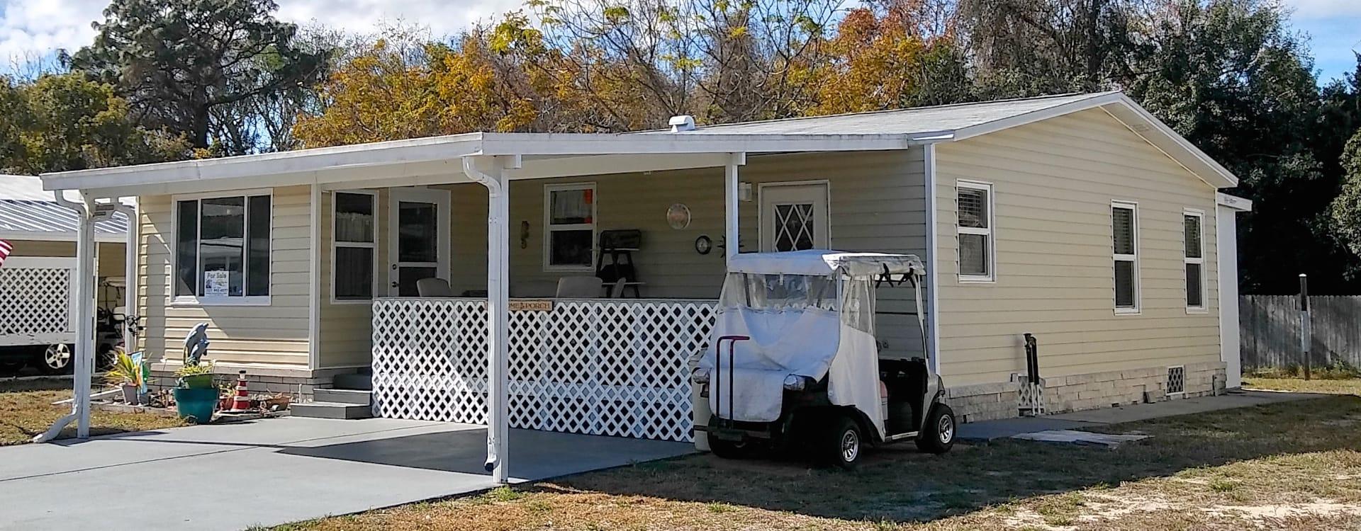 Palm Harbor Homes For Sale >> Mobile Home For Sale - Hudson, FL Shadow Wood Village #4