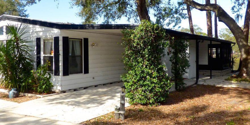 Mobile Home For Sale Clearwater Fl Shady Lane Oaks 22