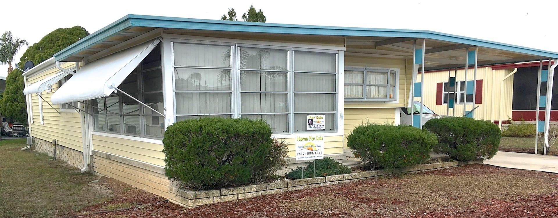 Mobile Home For Sale Tarpon Springs Fl Sun Valley