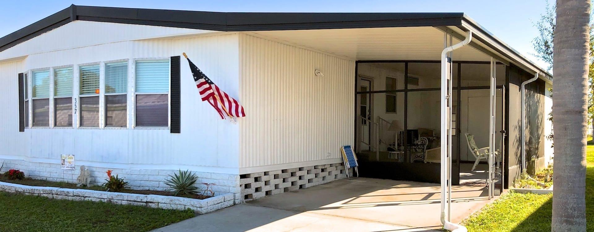 Mobile Home For Sale Clearwater Fl La Plaza 357