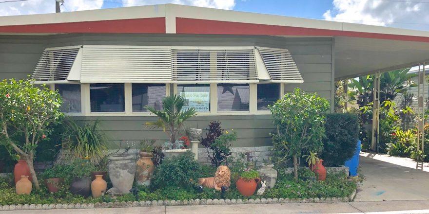 Mobile Home For Sale | Pinellas Park, FL | Sunset Palms #650