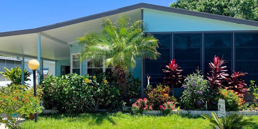 Mobile Home For Sale Tarpon Springs Fl Tarpon Glen 840