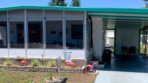 used-mobile-home-for-sale-tarpon springs-fl
