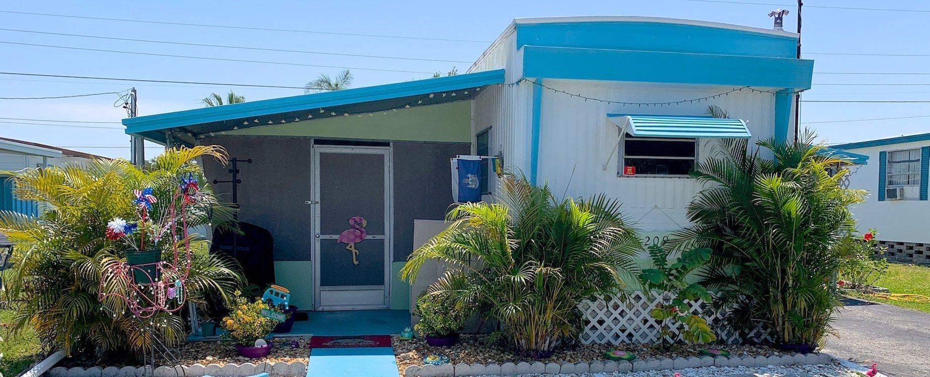 Mobile Home For Sale Clearwater Fl Glen Ellen 209