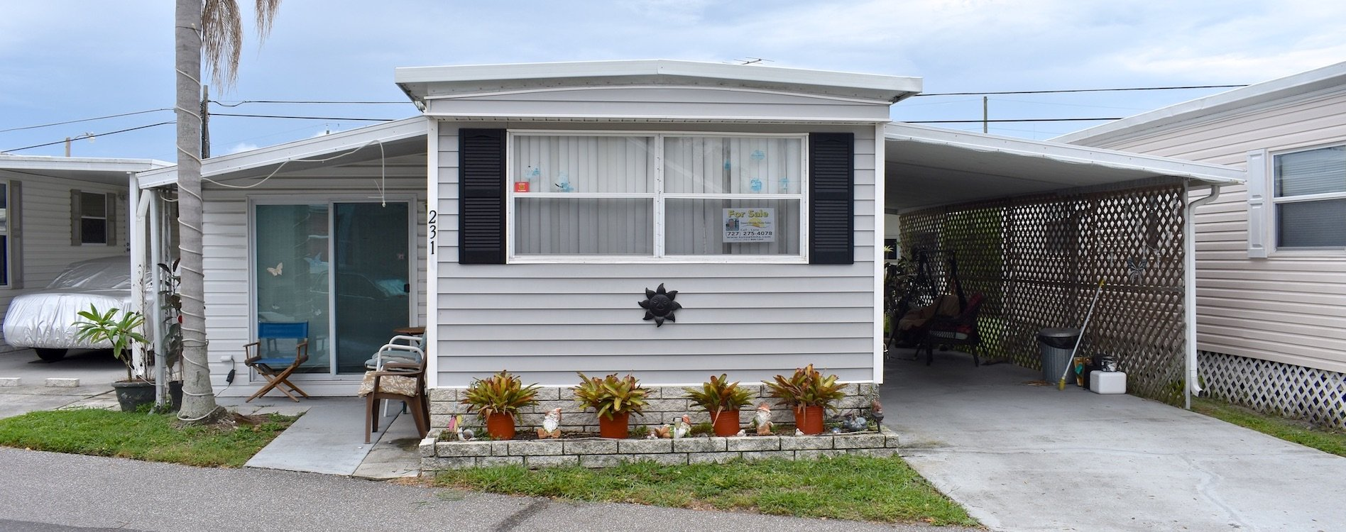 Mobile Home For Sale   Saint Petersburg, FL   Conners MHP #231