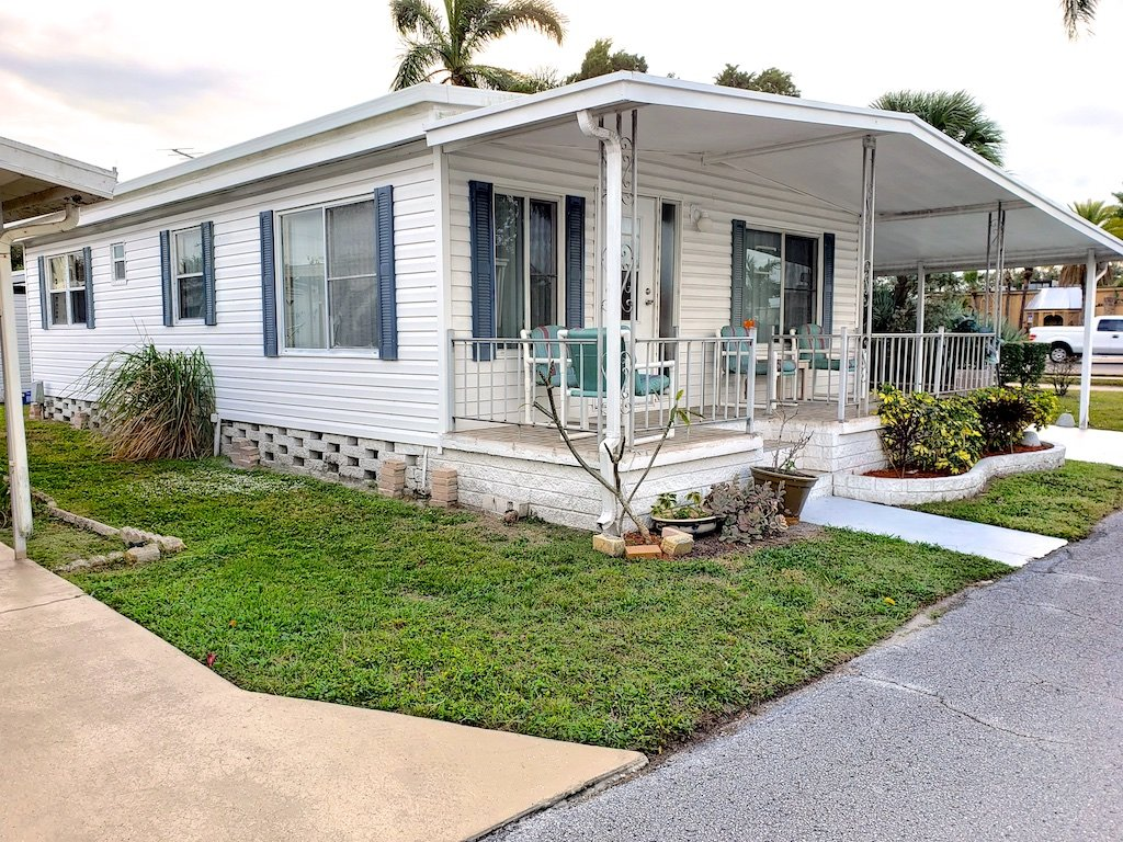 Mobile Home For Sale   Saint Petersburg, FL   Conners MHP #201