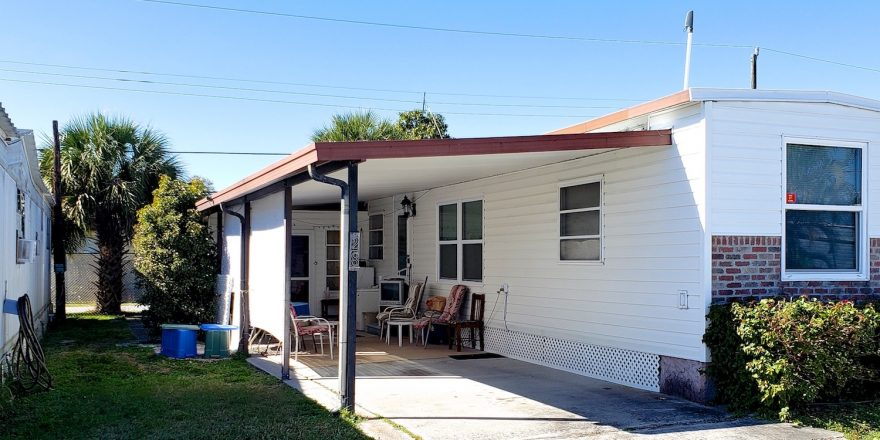 Mobile Home For Sale   Saint Petersburg, FL   Sunshine MHP #28