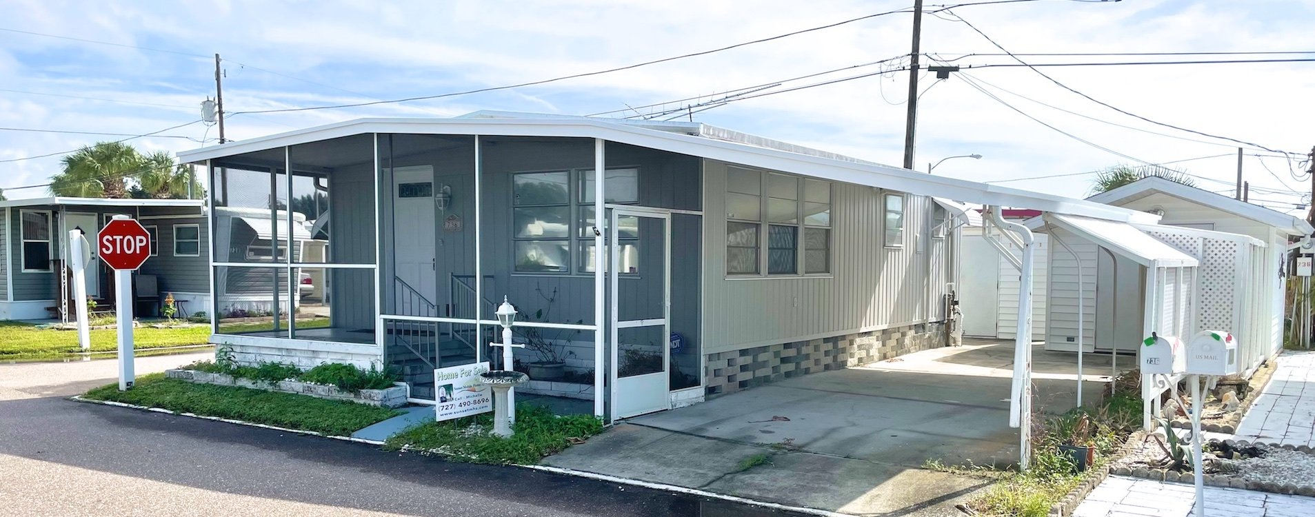 Mobile Home For Sale   Saint Petersburg, FL   Crosswinds #736
